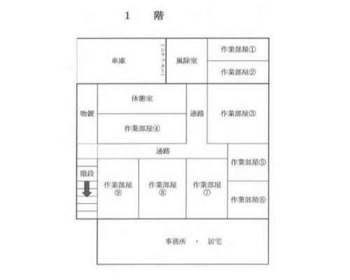 藤沢市 小田急江ノ島線長後駅の売工場・売倉庫画像(1)