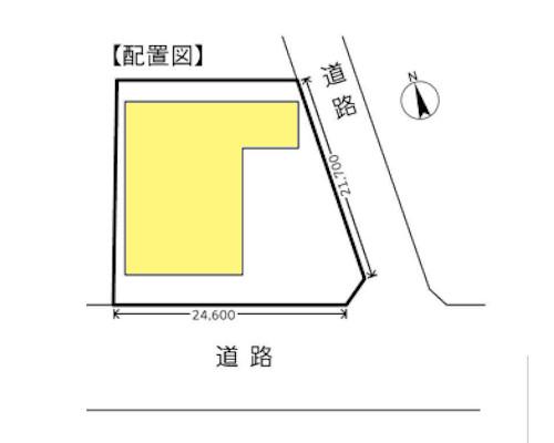 相模原市中央区 JR相模線南橋本駅の売工場・売倉庫画像(4)