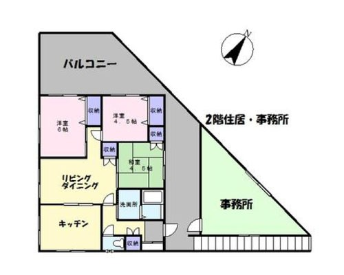 川口市 埼玉高速鉄道線戸塚安行駅の売工場・売倉庫画像(2)