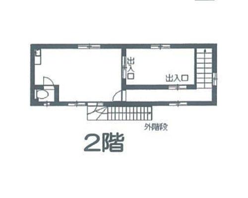 越谷市 東武伊勢崎線武里駅の売倉庫画像(2)