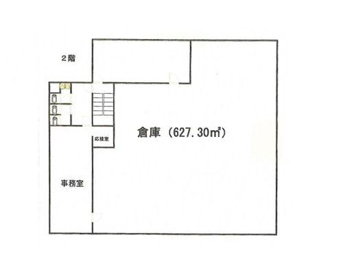 所沢市 JR武蔵野線東所沢駅の売倉庫画像(2)