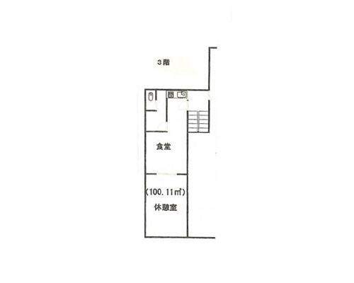所沢市 JR武蔵野線東所沢駅の売倉庫画像(3)