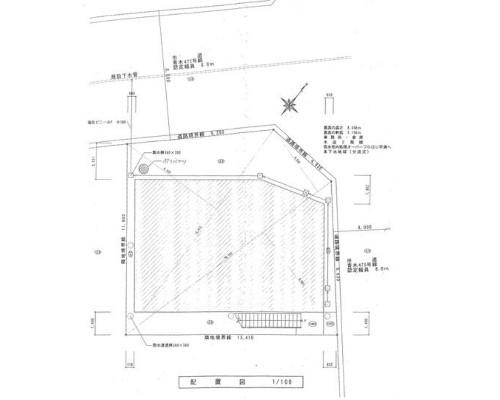 川口市 JR京浜東北線蕨駅の売倉庫画像(1)