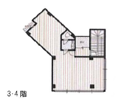 江東区 大江戸線門前仲町駅の売ビル画像(3)