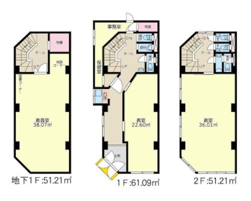 港区 JR山手線浜松町駅の売ビル画像(1)