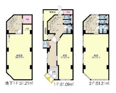芝大門 JR山手線[浜松町駅]の売ビル物件の詳細はこちら
