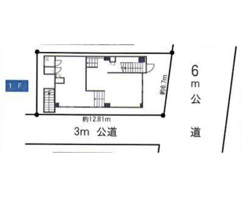 台東区 JR山手線御徒町駅の売ビル画像(1)