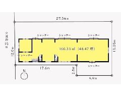 新町 JR青梅線[小作駅]の売倉庫物件の詳細はこちら