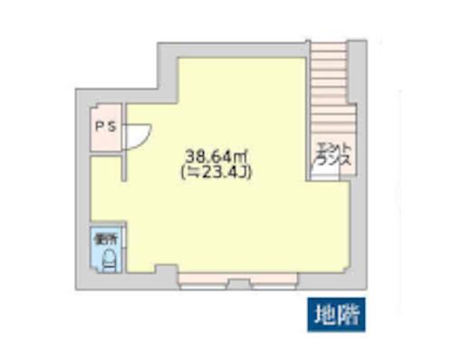 大田区 東急池上線長原駅の売ビル画像(1)