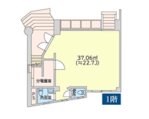 大田区 東急池上線長原駅の売ビル画像(2)