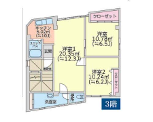 大田区 東急池上線長原駅の売ビル画像(4)