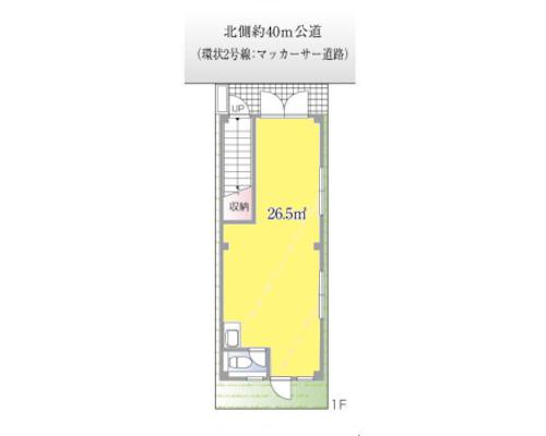 港区 JR山手線新橋駅の売ビル画像(1)
