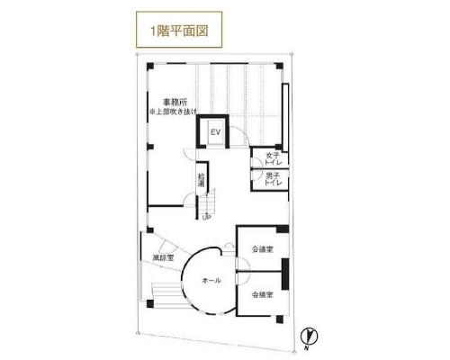 立川市 JR中央本線立川駅の売ビル画像(2)