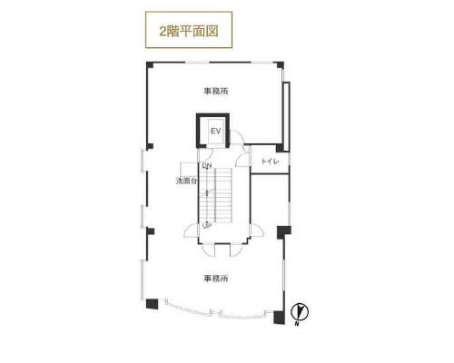 立川市 JR中央本線立川駅の売ビル画像(3)