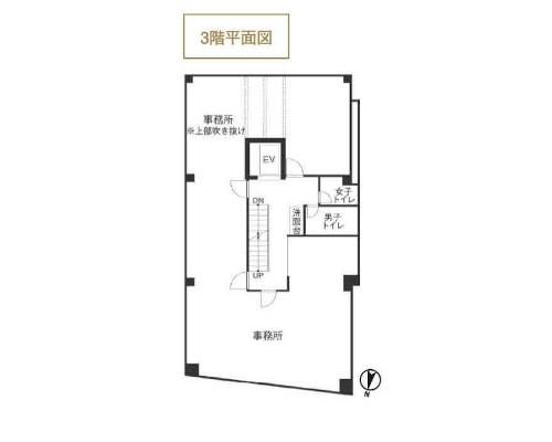 立川市 JR中央本線立川駅の売ビル画像(4)
