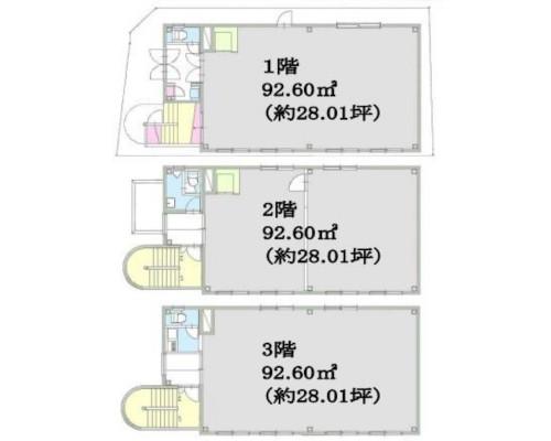 稲城市 JR南武線矢野口駅の売ビル画像(2)