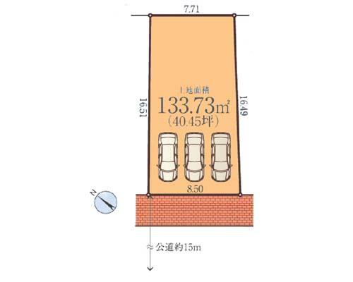 横須賀市 京急久里浜線北久里浜駅の売事業用地画像(1)