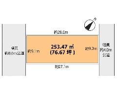 西鶴間 小田急江ノ島線[鶴間駅]の売事業用地物件の詳細はこちら