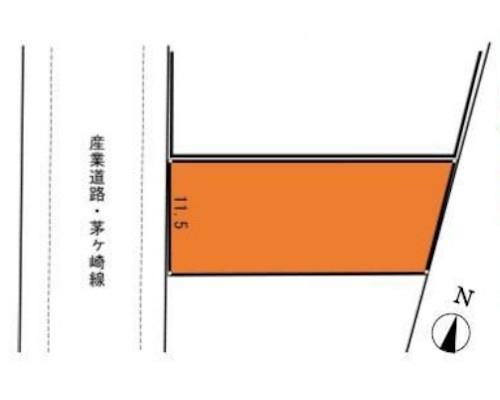 茅ヶ崎市 JR東海道本線茅ヶ崎駅の売事業用地画像(1)