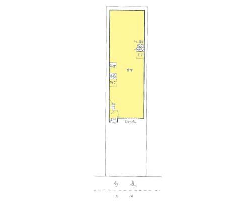 相模原市中央区 JR横浜線相模原駅の売事業用地画像(2)