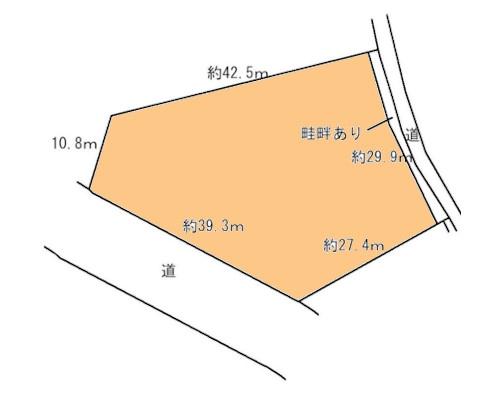 秦野市 小田急小田原線東海大学前駅の売事業用地画像(1)