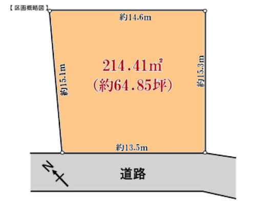 厚木市 小田急小田原線本厚木駅の売事業用地画像(1)