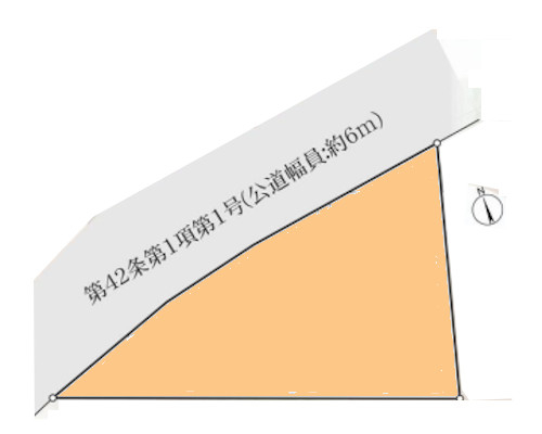 川崎市高津区 JR南武線武蔵新城駅の売事業用地画像(1)