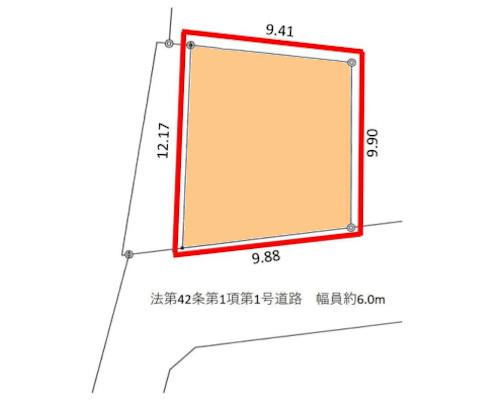 横浜市神奈川区 JR東海道本線横浜駅の売事業用地画像(1)