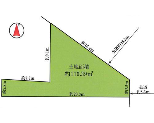 川崎市川崎区 JR南武線小田栄駅の売事業用地画像(1)