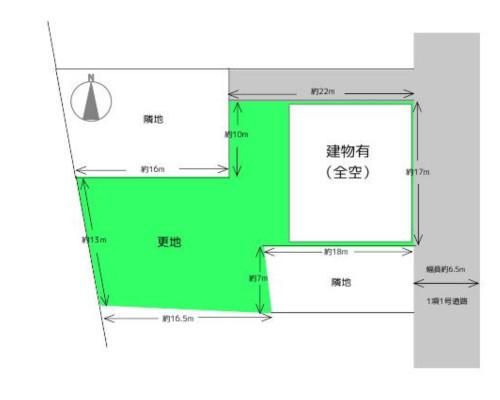 藤沢市 小田急江ノ島線長後駅の売事業用地画像(1)