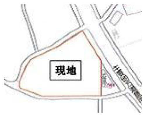 児玉郡上里町 JR高崎線本庄駅の売事業用地画像(1)