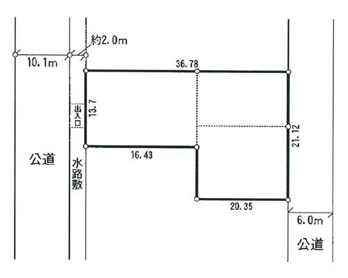 越谷市 東武スカイツリーライン新越谷駅の売事業用地画像(1)