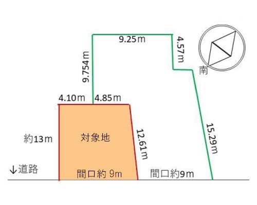 蕨市 JR京浜東北線蕨駅の売事業用地画像(1)