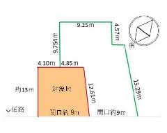 中央 JR京浜東北線[蕨駅]の売事業用地物件の詳細はこちら