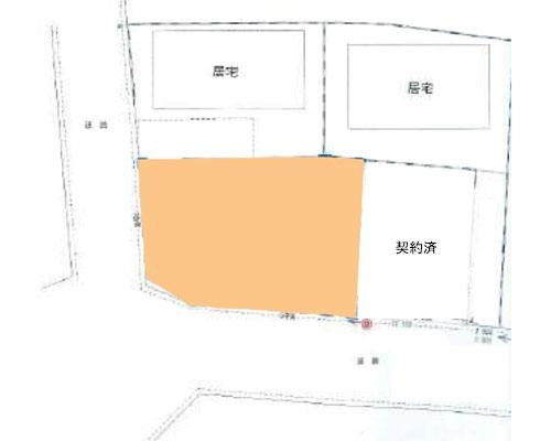 草加市 東武伊勢崎線獨協大学前駅の売事業用地画像(1)