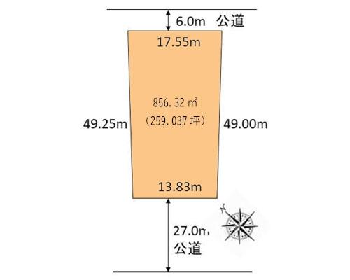 さいたま市緑区 埼玉高速鉄道浦和美園駅の売事業用地画像(1)