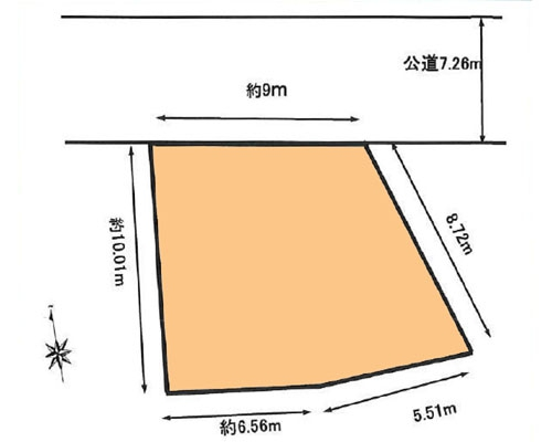 川口市 埼玉高速鉄道川口元郷駅の売事業用地画像(1)