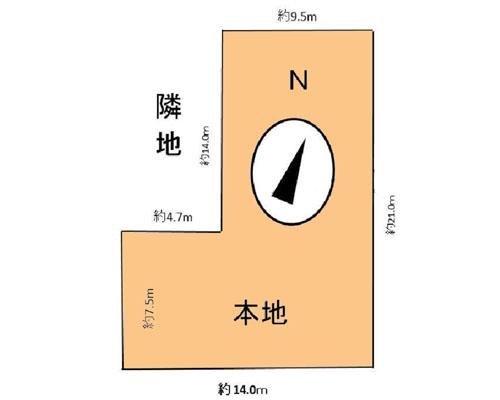 所沢市 西武新宿線新所沢駅の売事業用地画像(1)