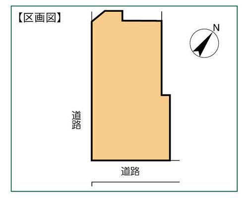 春日部市 東武伊勢崎線春日部駅の売事業用地画像(1)
