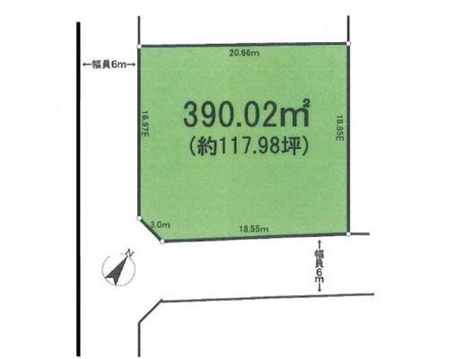 さいたま市岩槻区 埼玉高速鉄道浦和美園駅の売事業用地画像(1)
