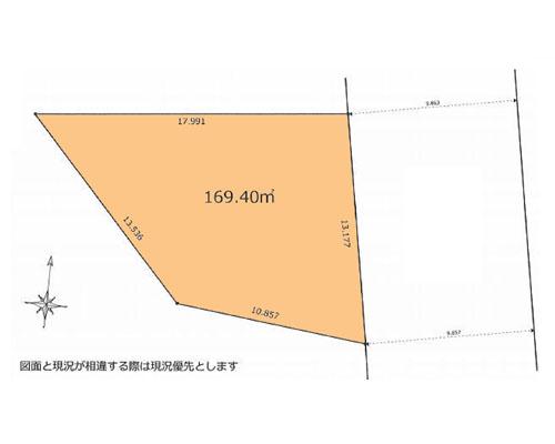 坂戸市 東武東上線坂戸駅の売事業用地画像(1)