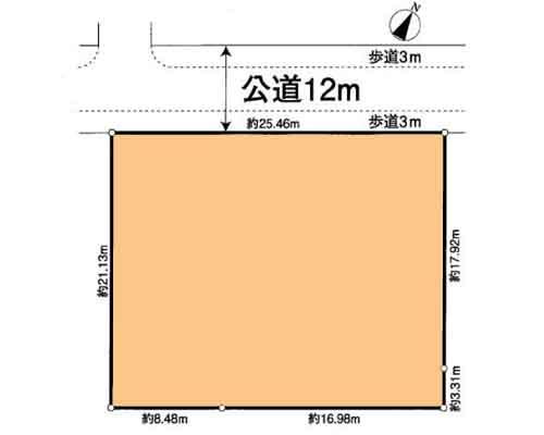 所沢市 JR武蔵野線東所沢駅の売事業用地画像(1)