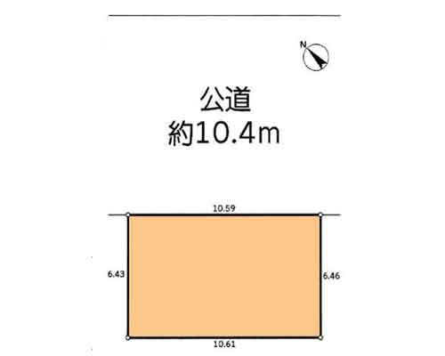 さいたま市南区 JR武蔵野線武蔵浦和駅の売事業用地画像(1)