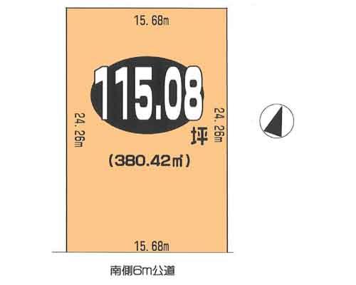 越谷市 東武伊勢崎線せんげん台駅の売事業用地画像(1)