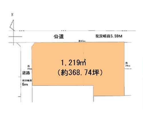加須市 東武伊勢崎線加須駅の売事業用地画像(1)