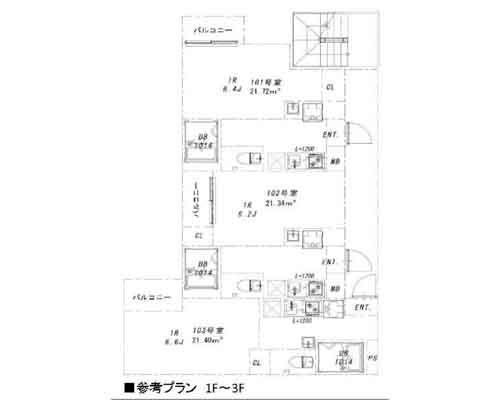 川口市 埼玉高速鉄道南鳩ヶ谷駅の売事業用地画像(2)