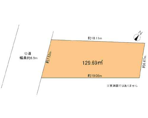 上尾市 JR高崎線上尾駅の売事業用地画像(1)