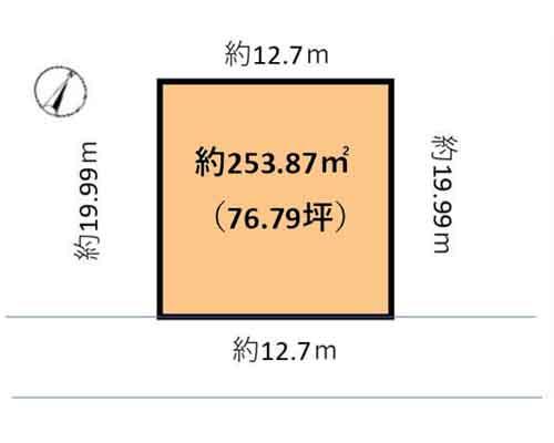 川口市 埼玉高速鉄道戸塚安行駅の売事業用地画像(1)