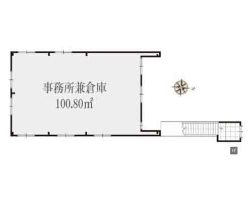 川口市 埼玉高速鉄道戸塚安行駅の売事業用地画像(2)