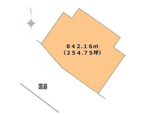 所沢市 西武池袋線小手指駅の売事業用地画像(1)
